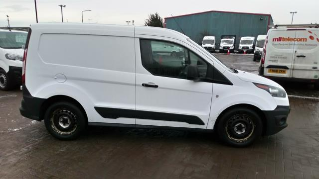 2017 Ford Transit Connect 1.5 Tdci 75Ps Van (FE17UUY) Image 2