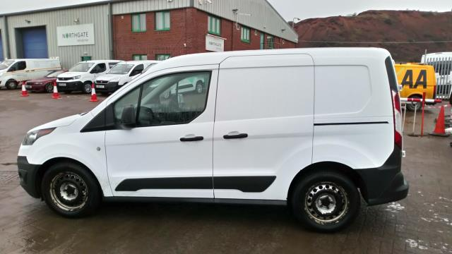 2017 Ford Transit Connect 1.5 Tdci 75Ps Van (FE17UUY) Image 4