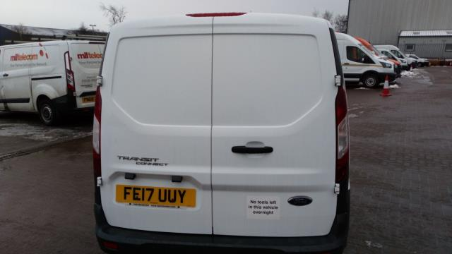 2017 Ford Transit Connect 1.5 Tdci 75Ps Van (FE17UUY) Image 3