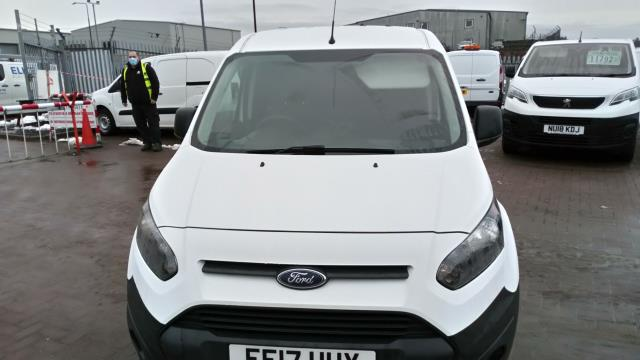 2017 Ford Transit Connect 1.5 Tdci 75Ps Van (FE17UUY) Image 5
