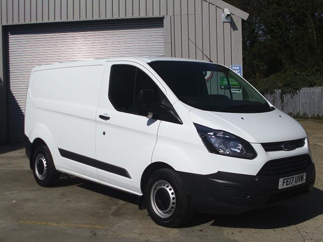 2017 Ford Transit Custom 2.0 Tdci 105Ps Low Roof Van (FE17UVM)