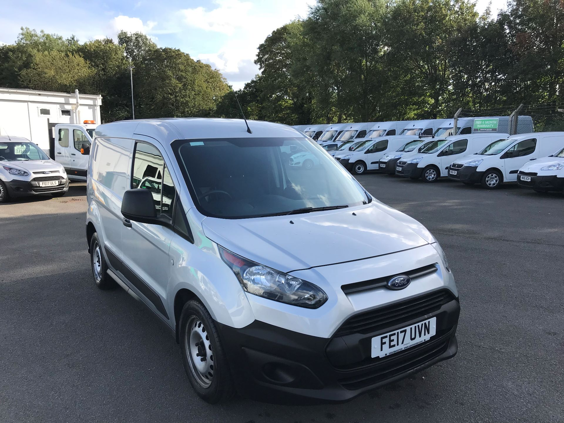 2017 Ford Transit Connect  220 L1 Diesel 1.5 TDCi 75PS Van EURO 6 (FE17UVN)