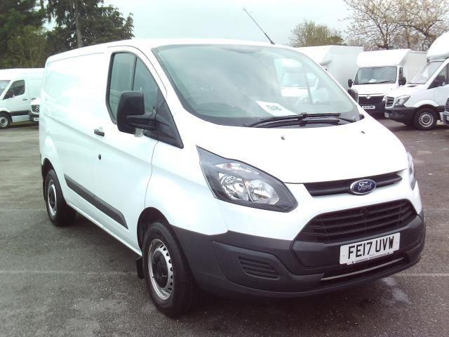 2017 Ford Transit Custom  290 L1 DIESEL FWD 2.0TDCI 105PS LOW ROOF VAN EURO 6 (FE17UVW)