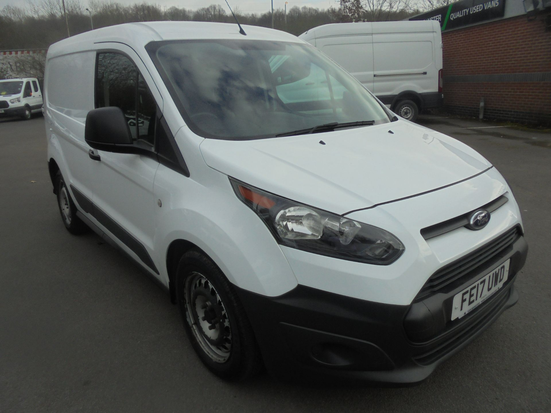 2017 Ford Transit Connect 1.5 Tdci 75Ps Van (FE17UWD) Image 1
