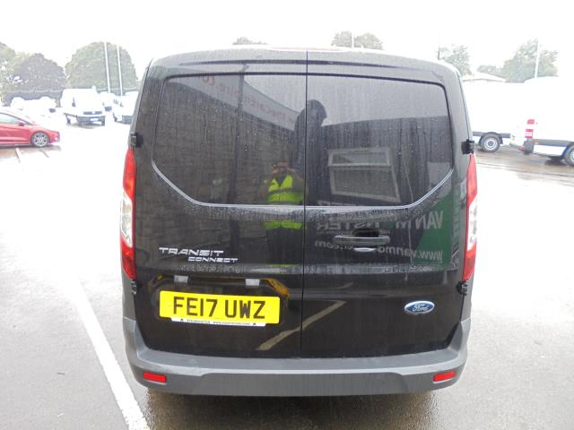 2017 Ford Transit Connect 220 L1 DIESEL 1.5 TDCI 75PS VAN EURO 6 (FE17UWZ) Image 6