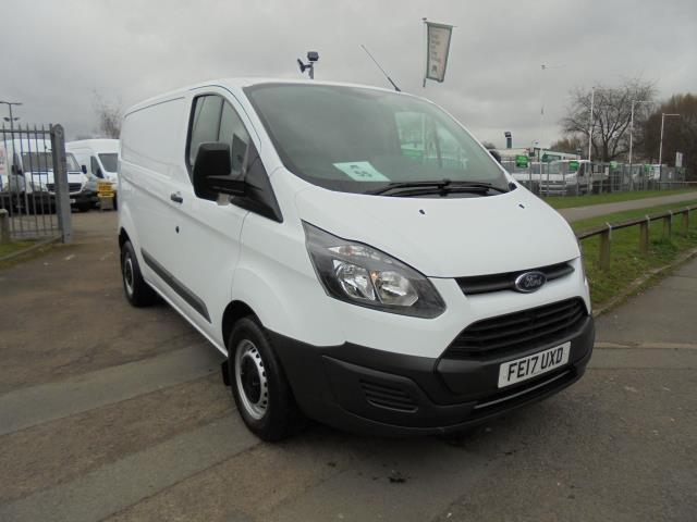 2017 Ford Transit Custom 290 L1 DIESEL FWD 2.0 TDCI 105PS LOW ROOF VAN EURO 6 (FE17UXD)