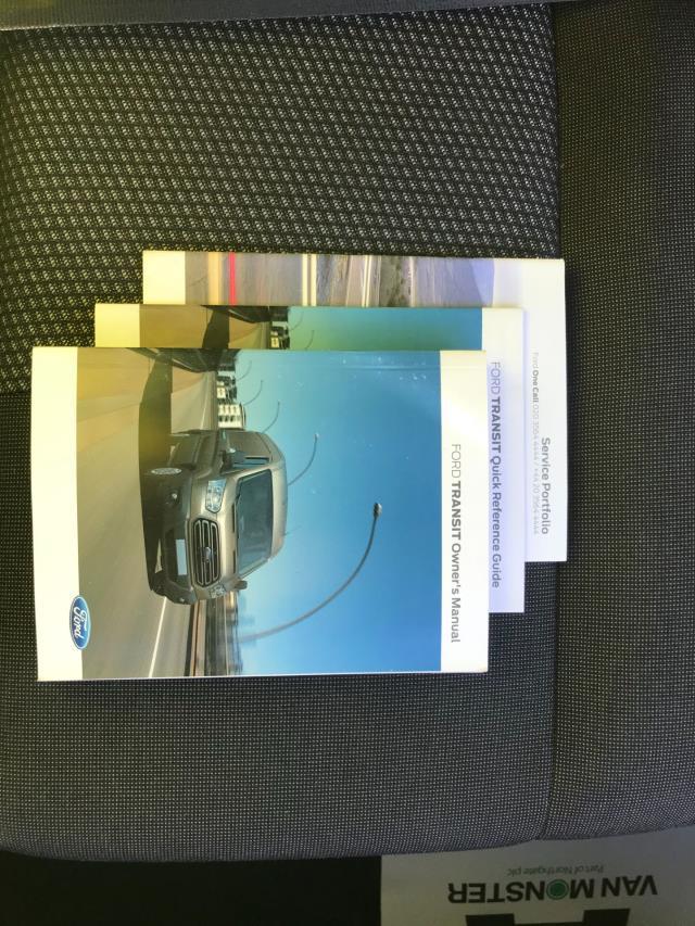 2017 Ford Transit L3 H3 VAN 130PS EURO 6 (FE17VBO) Image 26