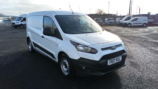 2017 Ford Transit Connect 1.5 Tdci 100Ps Van (FE17VCL)