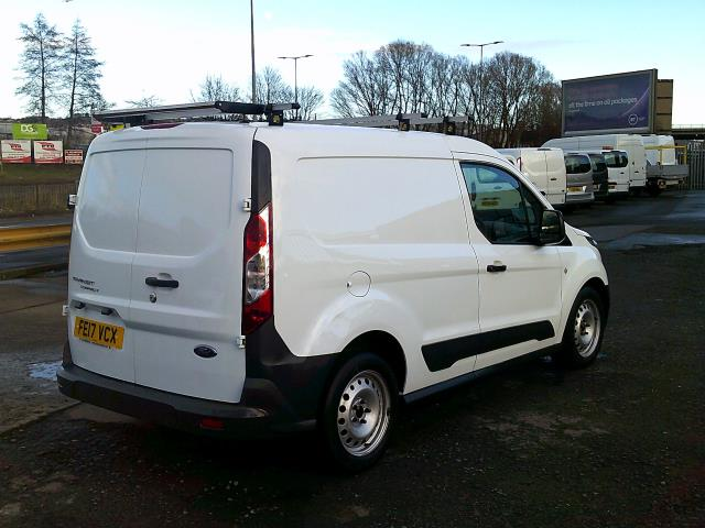 2017 Ford Transit Connect 1.5 Tdci 75Ps Van *Speed Restricted to 72mph* (FE17VCX) Image 13