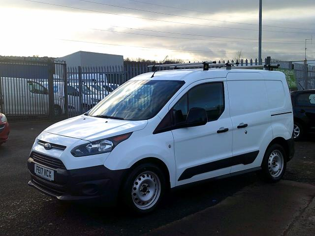 2017 Ford Transit Connect 1.5 Tdci 75Ps Van *Speed Restricted to 72mph* (FE17VCX) Image 3