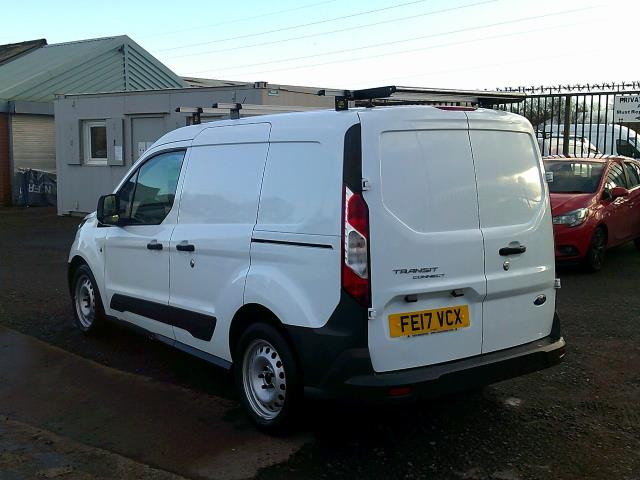 2017 Ford Transit Connect 1.5 Tdci 75Ps Van *Speed Restricted to 72mph* (FE17VCX) Image 8
