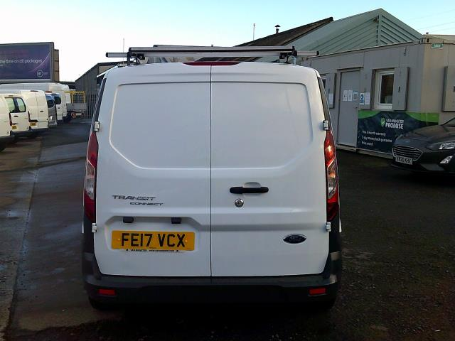 2017 Ford Transit Connect 1.5 Tdci 75Ps Van *Speed Restricted to 72mph* (FE17VCX) Image 9