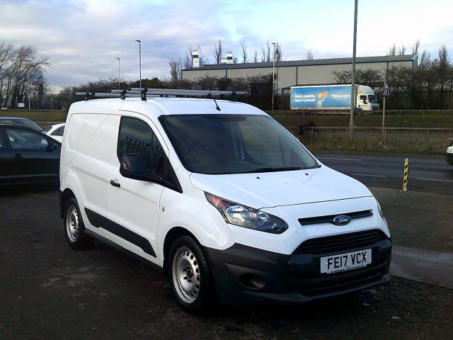 2017 Ford Transit Connect 1.5 Tdci 75Ps Van *Speed Restricted to 72mph* (FE17VCX)