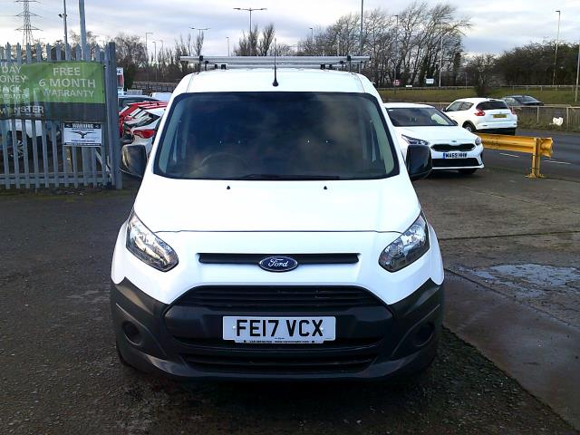2017 Ford Transit Connect 1.5 Tdci 75Ps Van *Speed Restricted to 72mph* (FE17VCX) Image 2