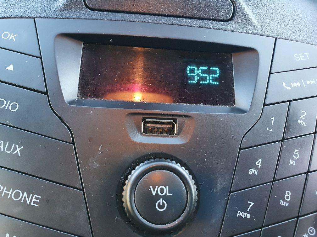 2017 Ford Transit Connect 1.5 Tdci 75Ps Van (FE17VDZ) Image 21