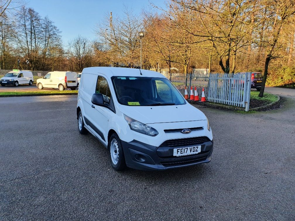 2017 Ford Transit Connect 1.5 Tdci 75Ps Van (FE17VDZ)
