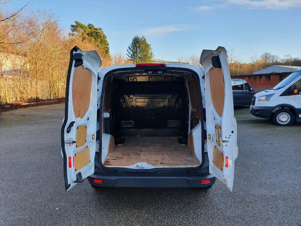 2017 Ford Transit Connect 1.5 Tdci 75Ps Van (FE17VDZ) Image 11