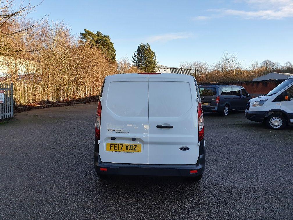 2017 Ford Transit Connect 1.5 Tdci 75Ps Van (FE17VDZ) Image 10