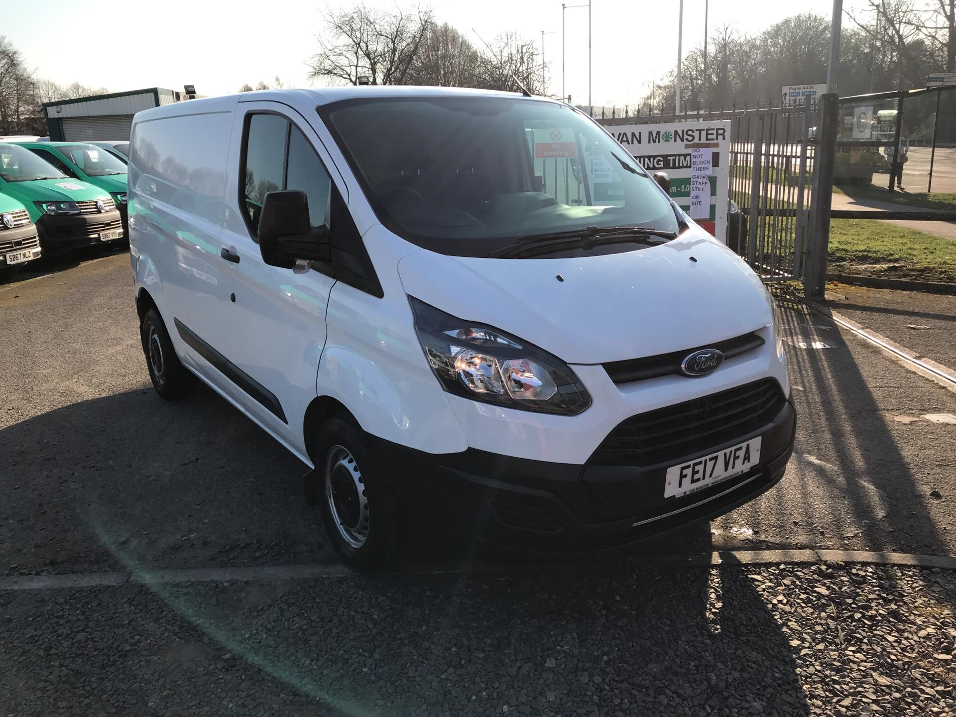 2017 Ford Transit Custom 290 L1 DIESEL FWD 2.0 TDCI 105PS LOW ROOF VAN EURO 6 (FE17VFA)