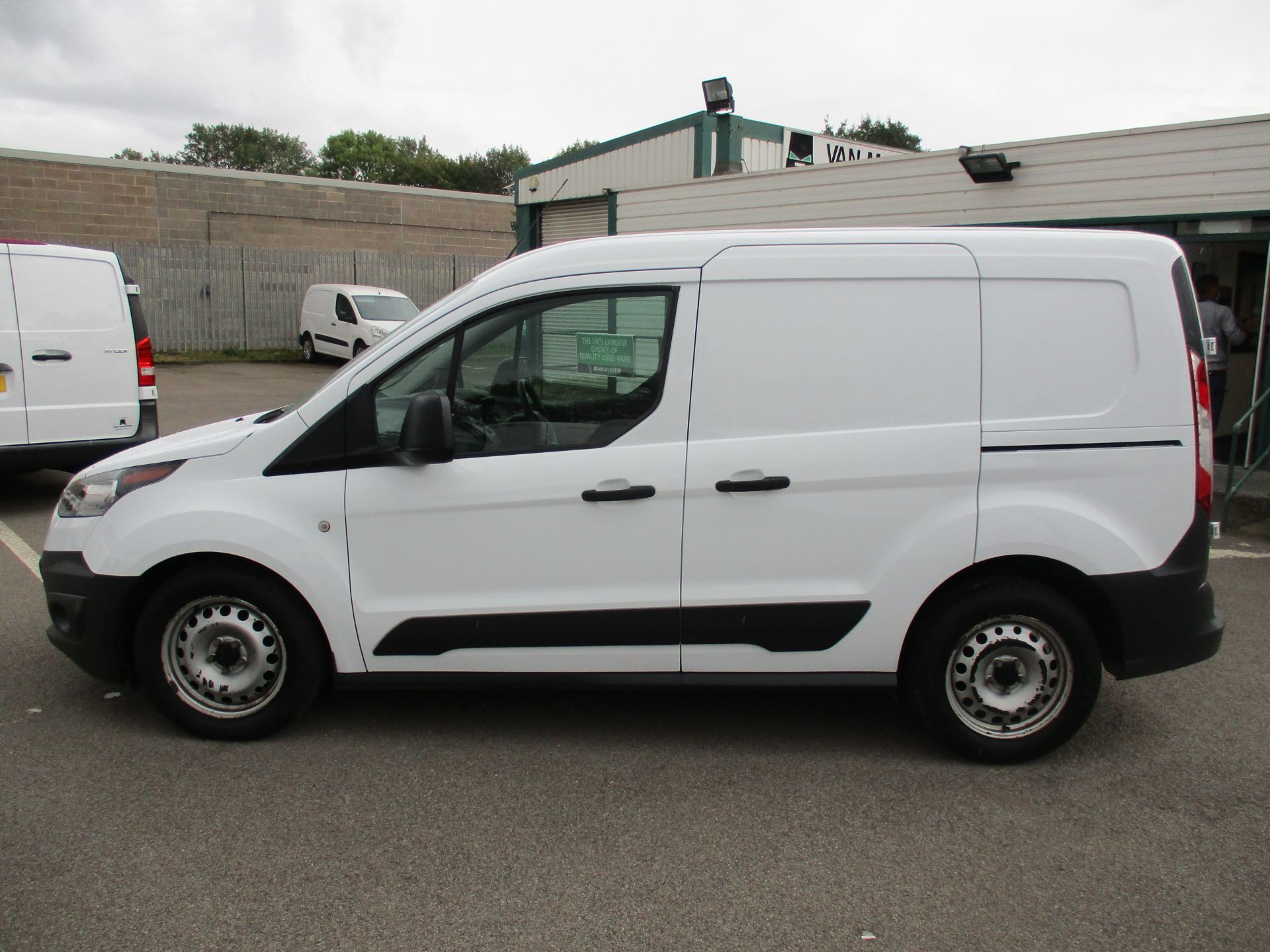 2017 Ford Transit Connect 1.5 Tdci 75Ps Van (FE17VFB) Image 7