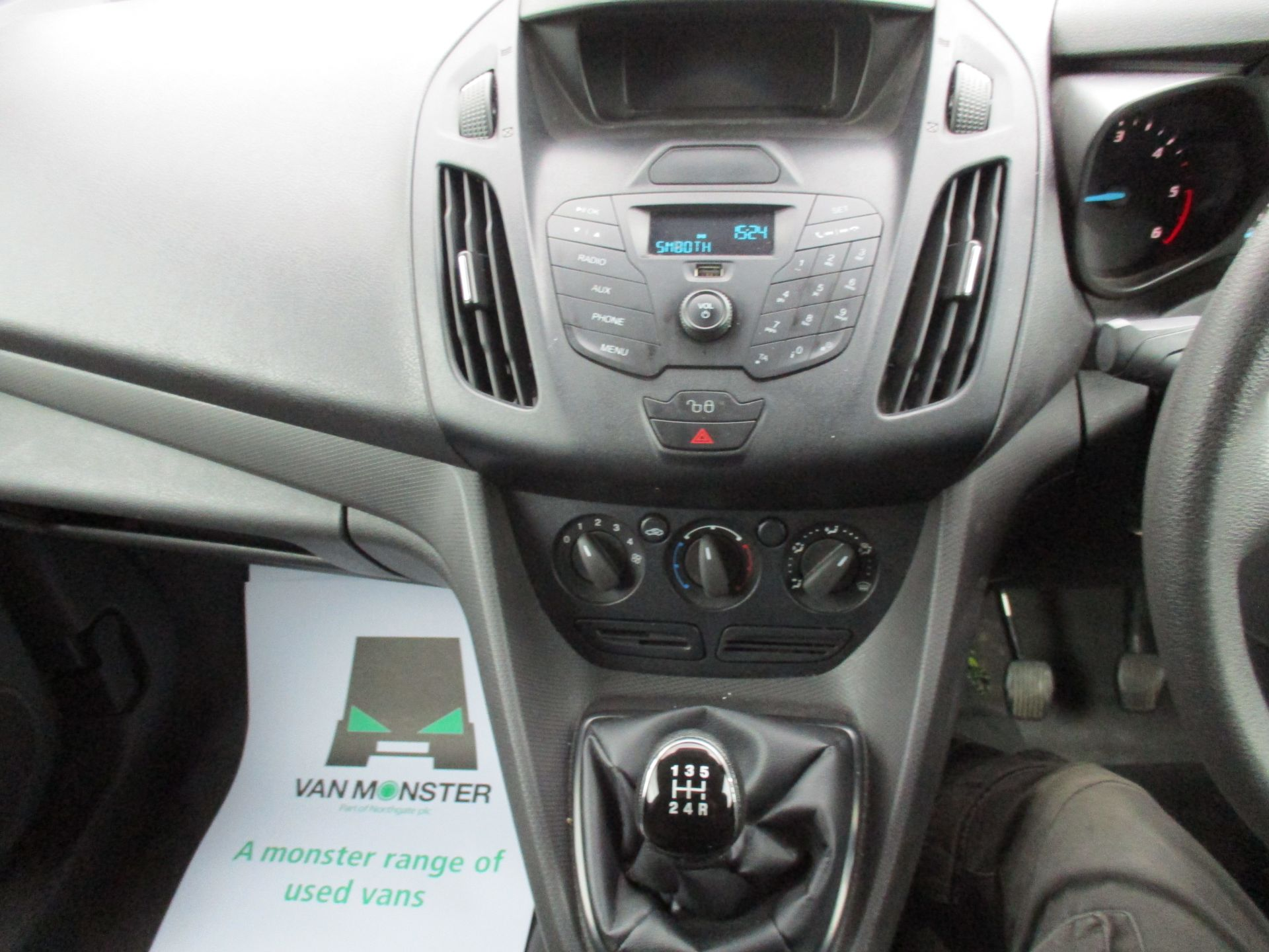2017 Ford Transit Connect 1.5 Tdci 75Ps Van (FE17VFB) Image 13