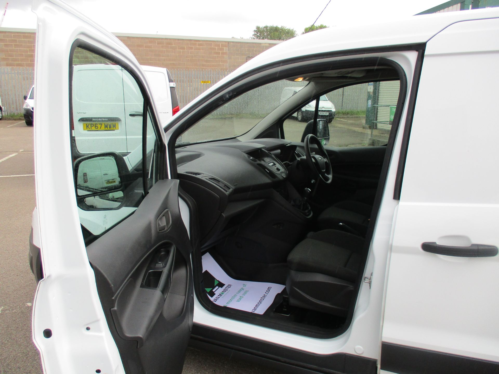 2017 Ford Transit Connect 1.5 Tdci 75Ps Van (FE17VFB) Image 12