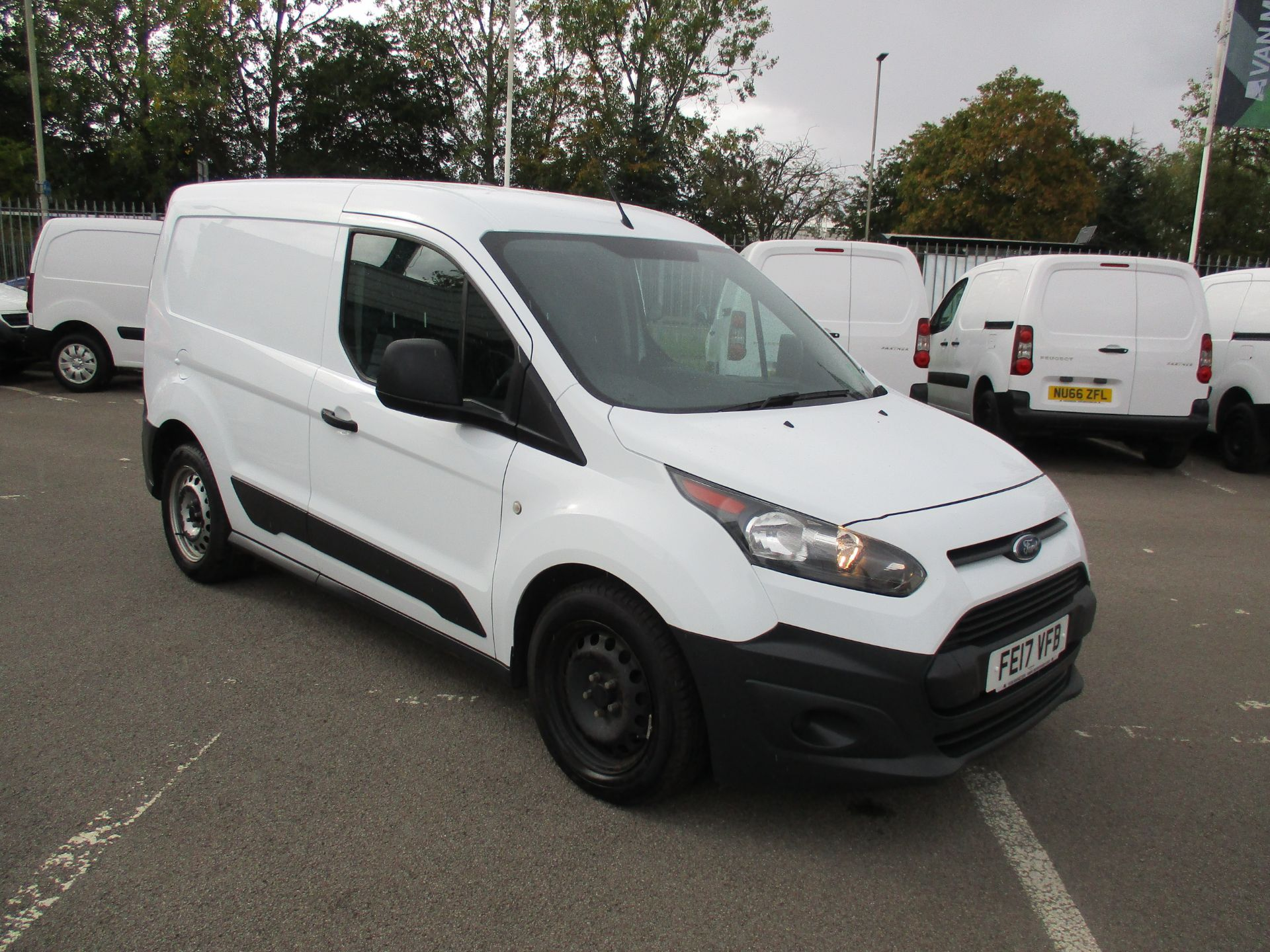2017 Ford Transit Connect 1.5 Tdci 75Ps Van (FE17VFB) Image 1