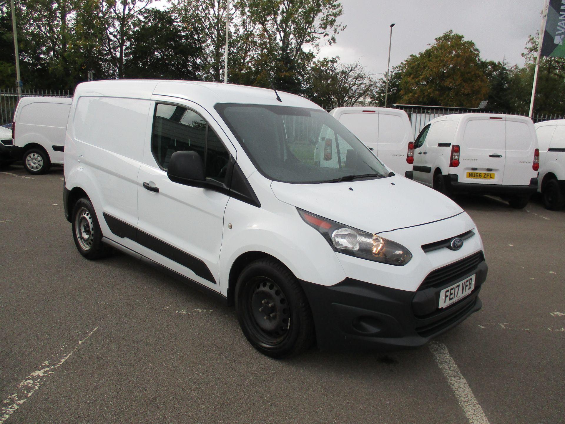 2017 Ford Transit Connect 1.5 Tdci 75Ps Van (FE17VFB)