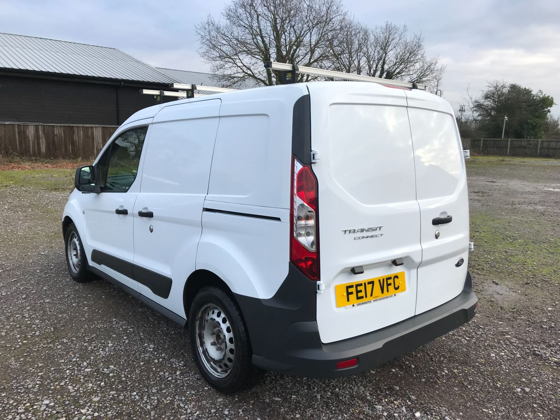 2017 Ford Transit Connect 1.5 Tdci 75Ps Van (FE17VFC) Image 6
