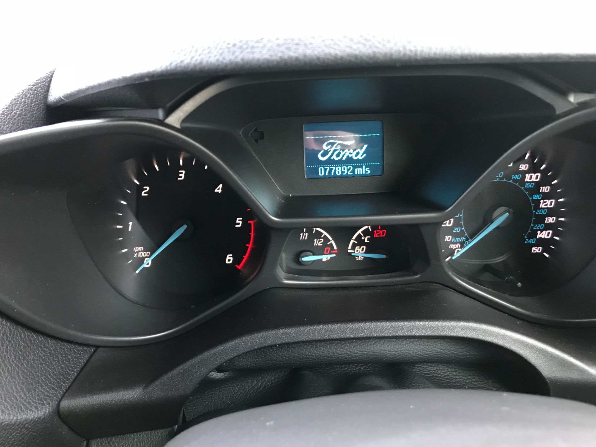 2017 Ford Transit Connect 1.5 Tdci 75Ps Van (FE17VFC) Image 24