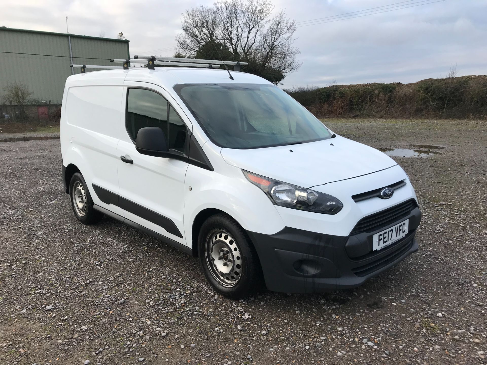 2017 Ford Transit Connect 1.5 Tdci 75Ps Van (FE17VFC)