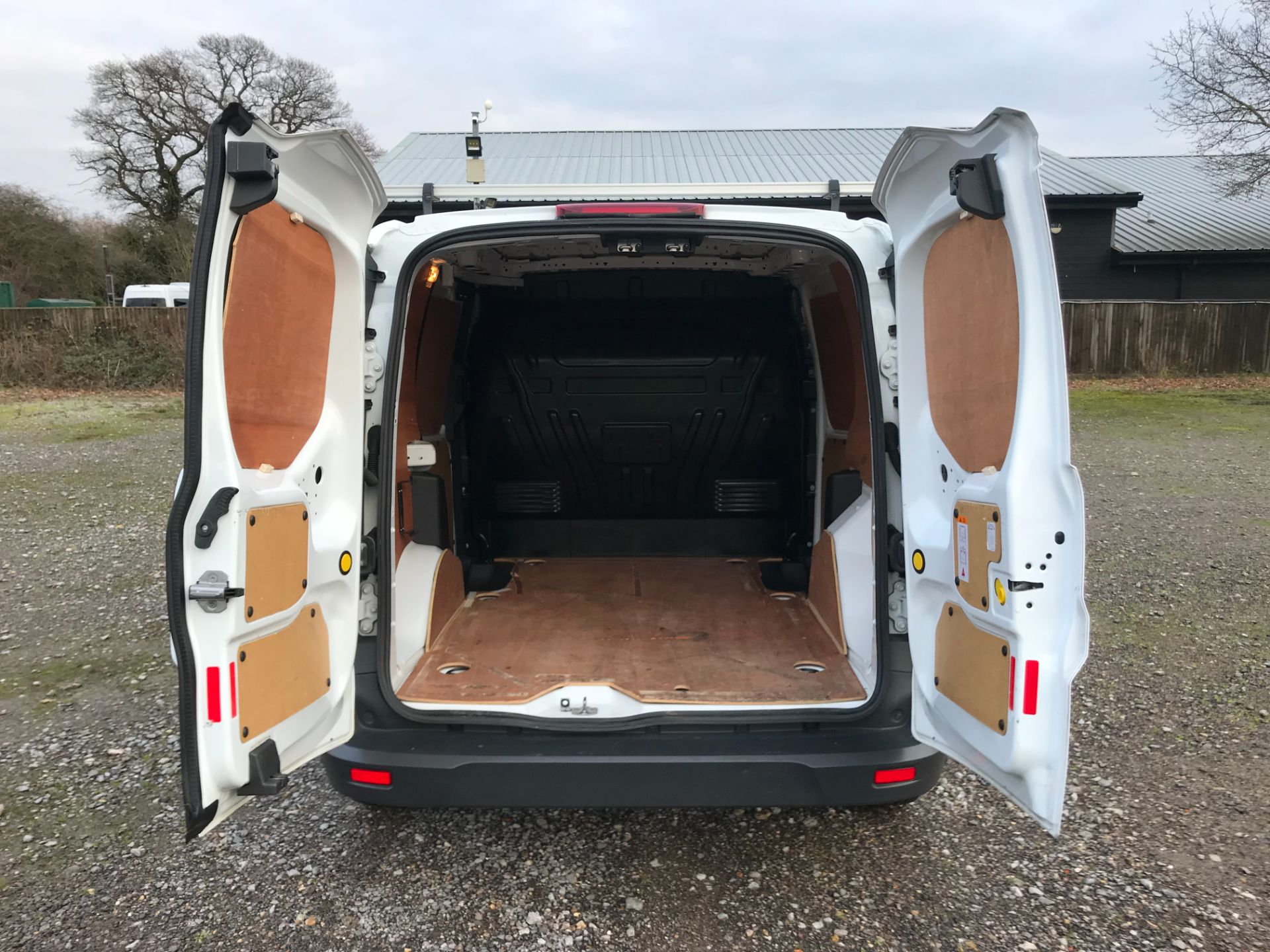 2017 Ford Transit Connect 1.5 Tdci 75Ps Van (FE17VFC) Image 11