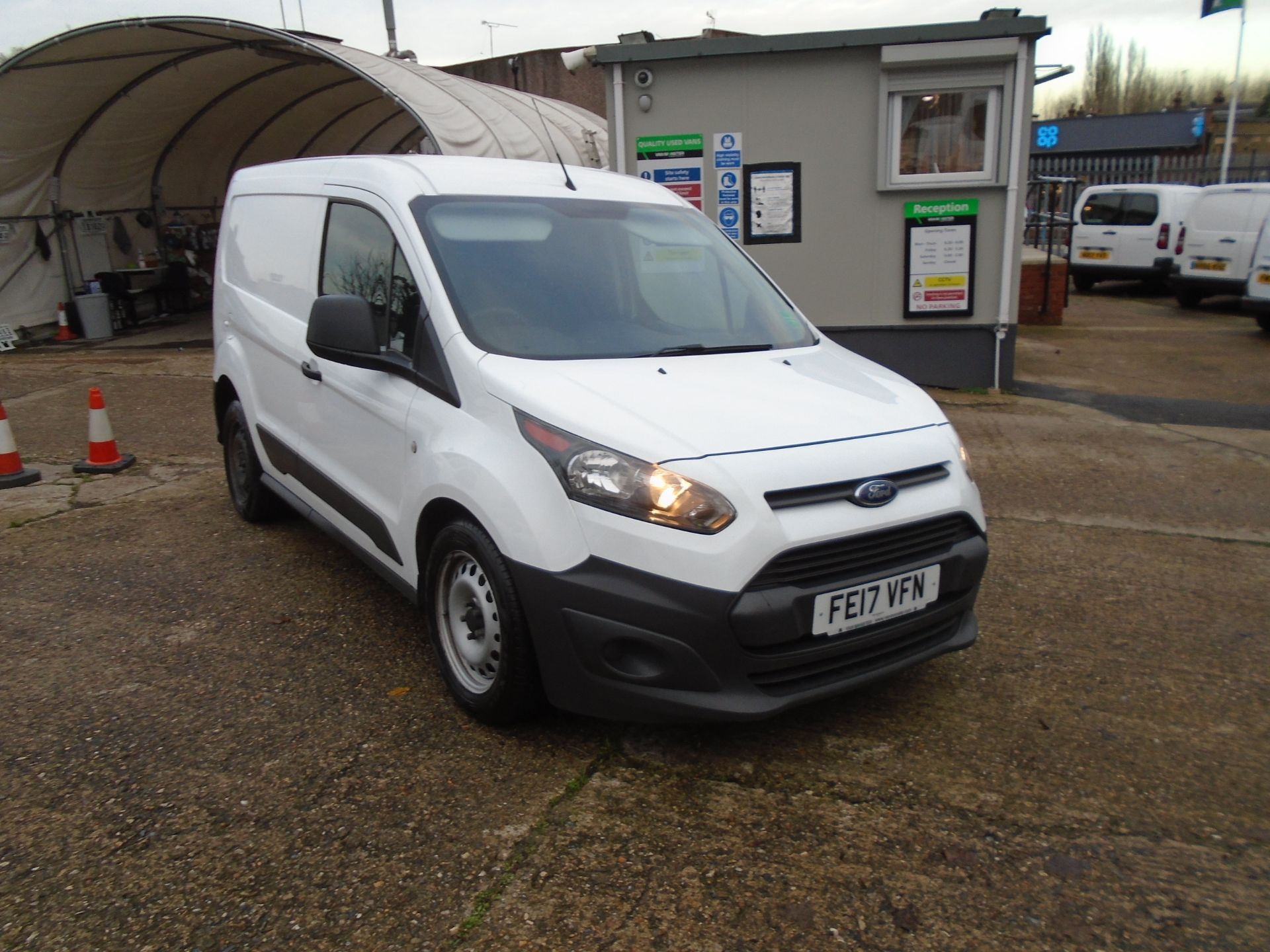 2017 Ford Transit Connect 1.5 Tdci 75Ps Van EURO 6 (FE17VFN)