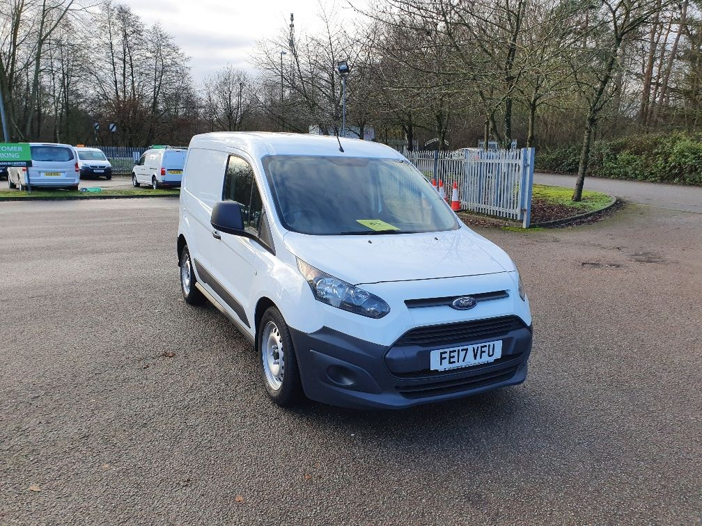 2017 Ford Transit Connect 1.5 Tdci 75Ps Van (FE17VFU)
