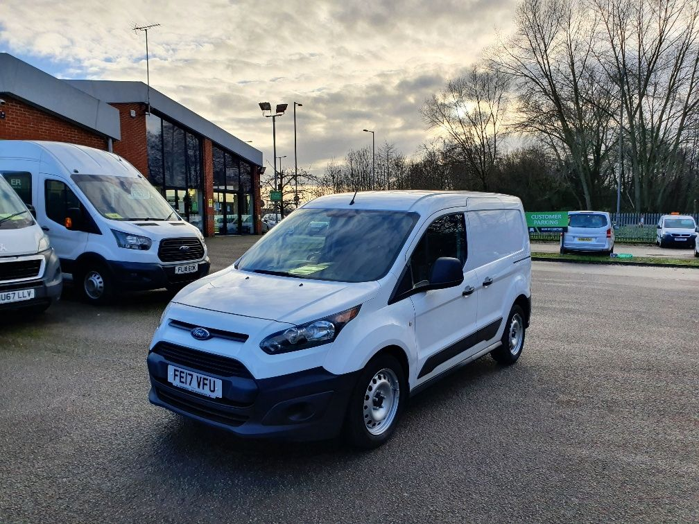 2017 Ford Transit Connect 1.5 Tdci 75Ps Van (FE17VFU) Image 3
