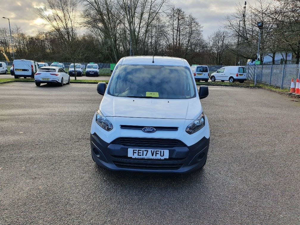 2017 Ford Transit Connect 1.5 Tdci 75Ps Van (FE17VFU) Image 2