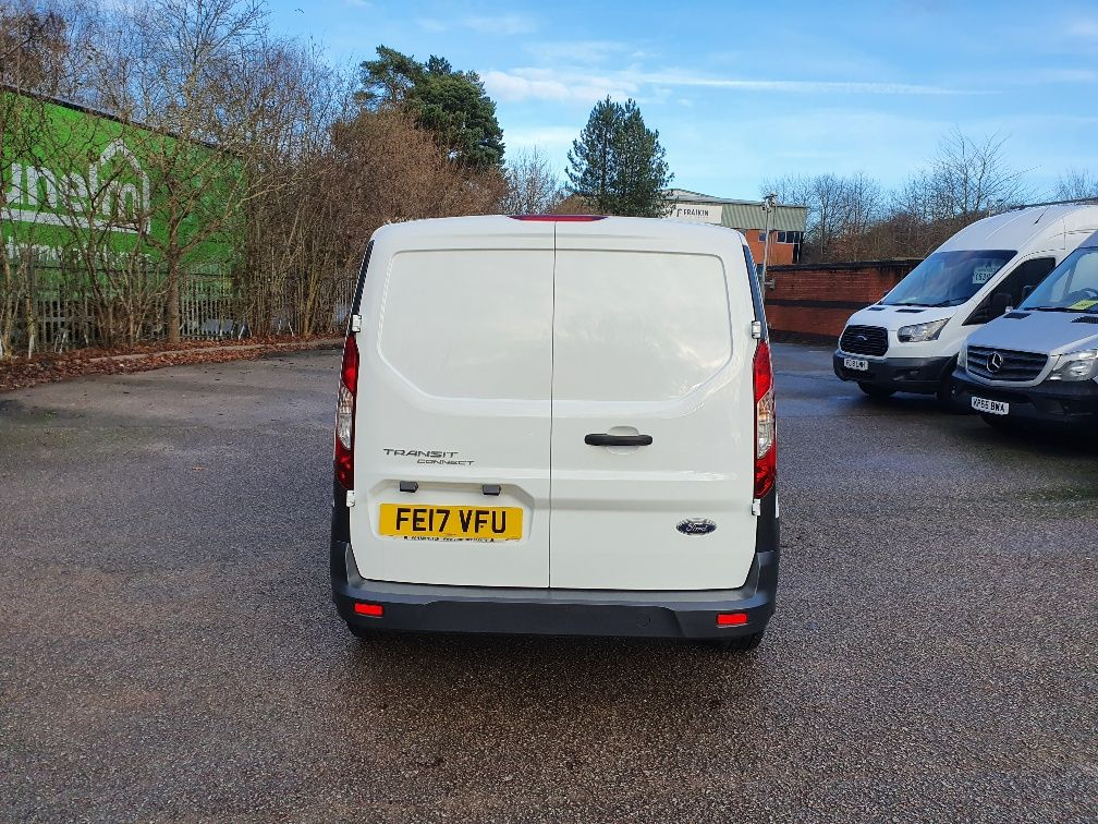 2017 Ford Transit Connect 1.5 Tdci 75Ps Van (FE17VFU) Image 10