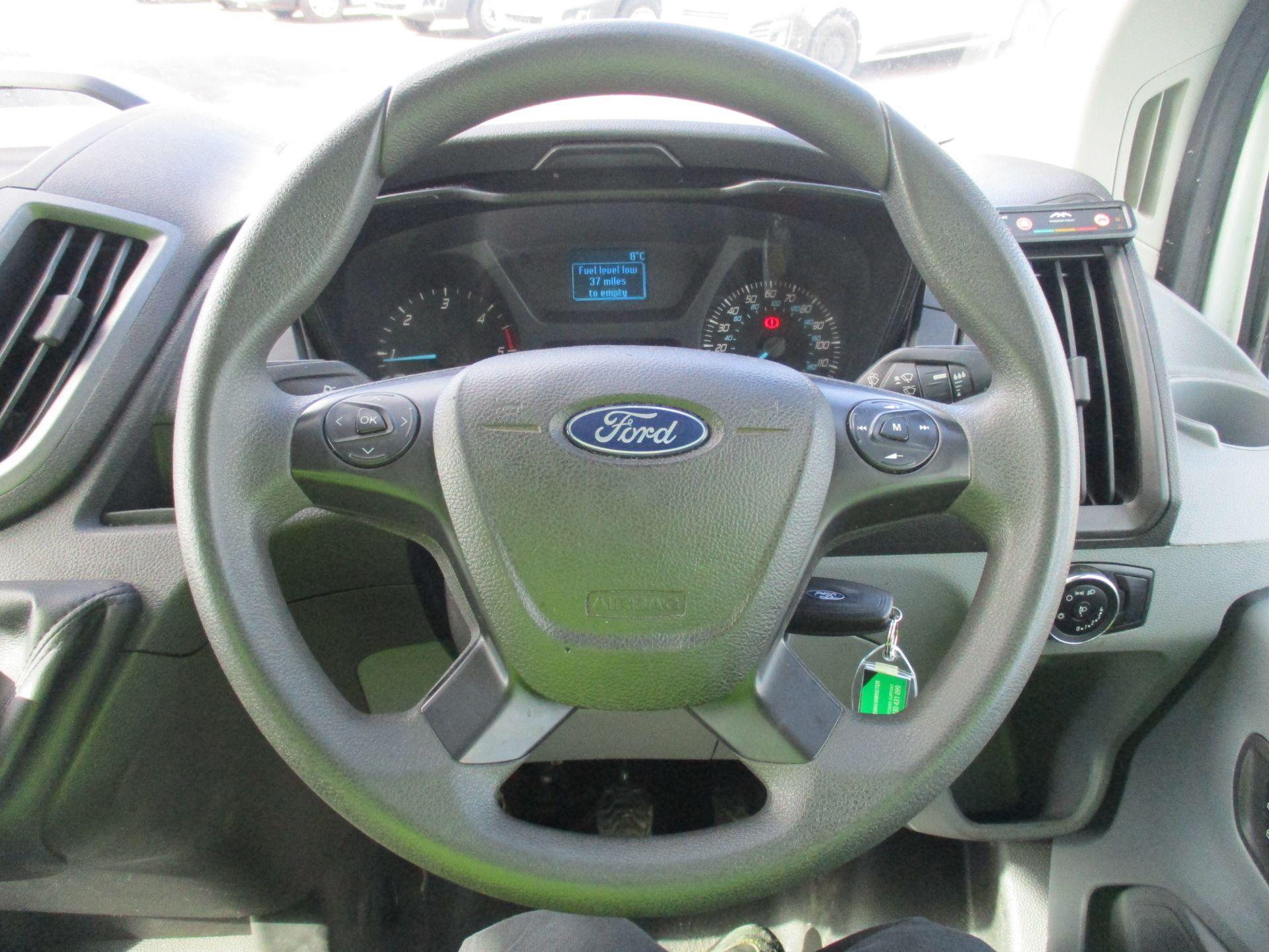 2017 Ford Transit L3 H3 VAN 130PS EURO 6 (FE17VFY) Image 16
