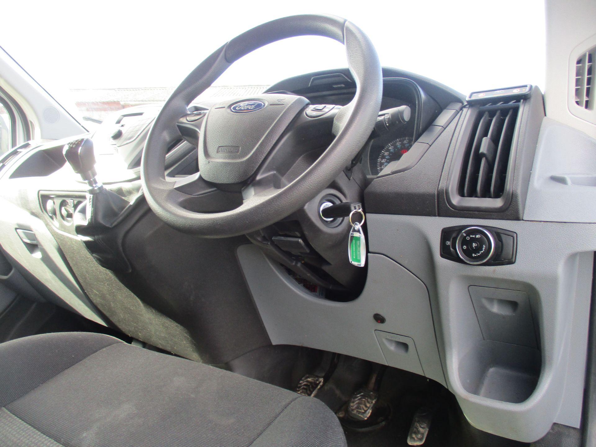 2017 Ford Transit L3 H3 VAN 130PS EURO 6 (FE17VFY) Image 13