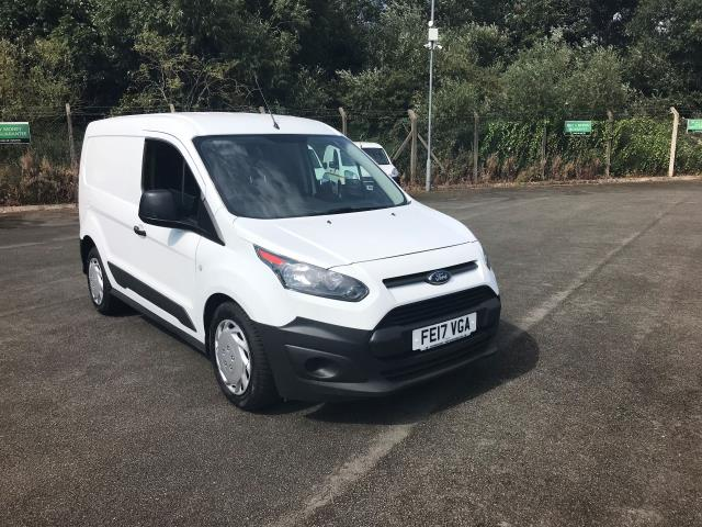 2017 Ford Transit Connect  200 L1 Diesel 1.5 TDCi 75PS Van EURO 6 (FE17VGA)