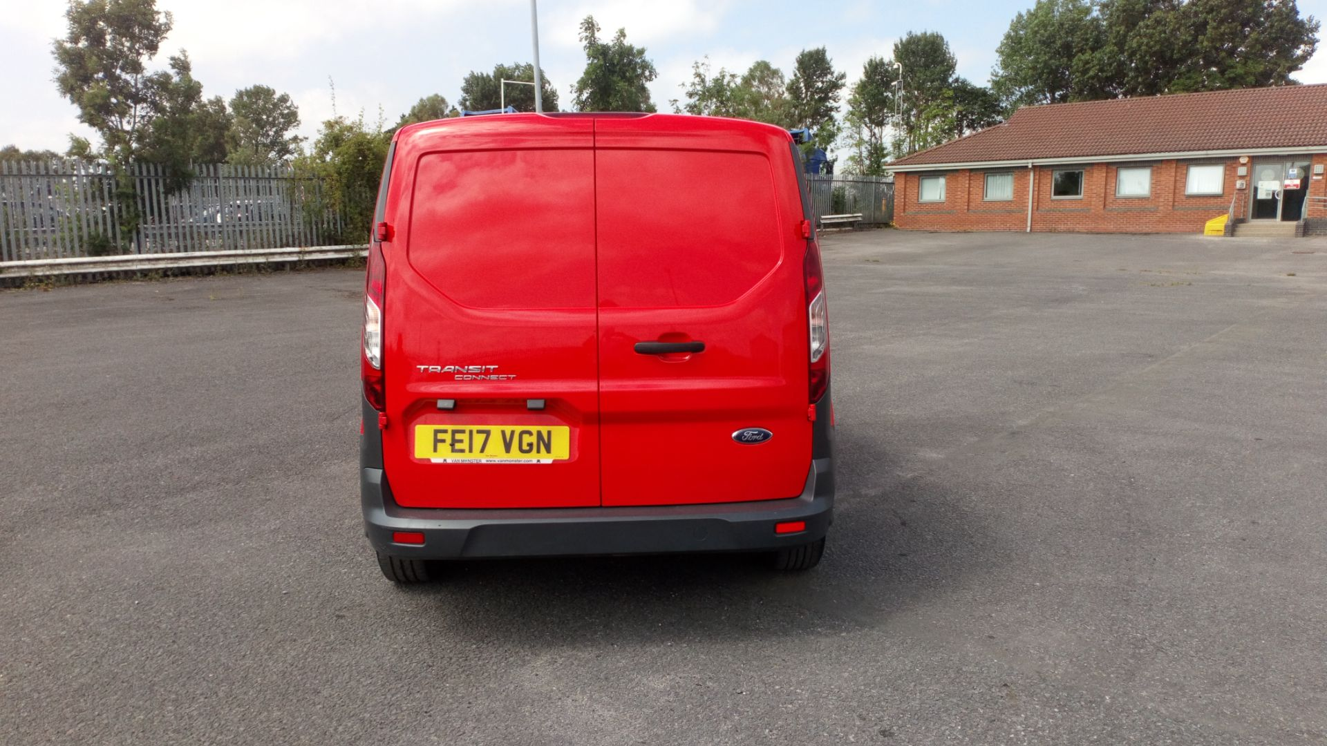 2017 Ford Transit Connect 1.5 Tdci 75Ps Van (FE17VGN) Image 6