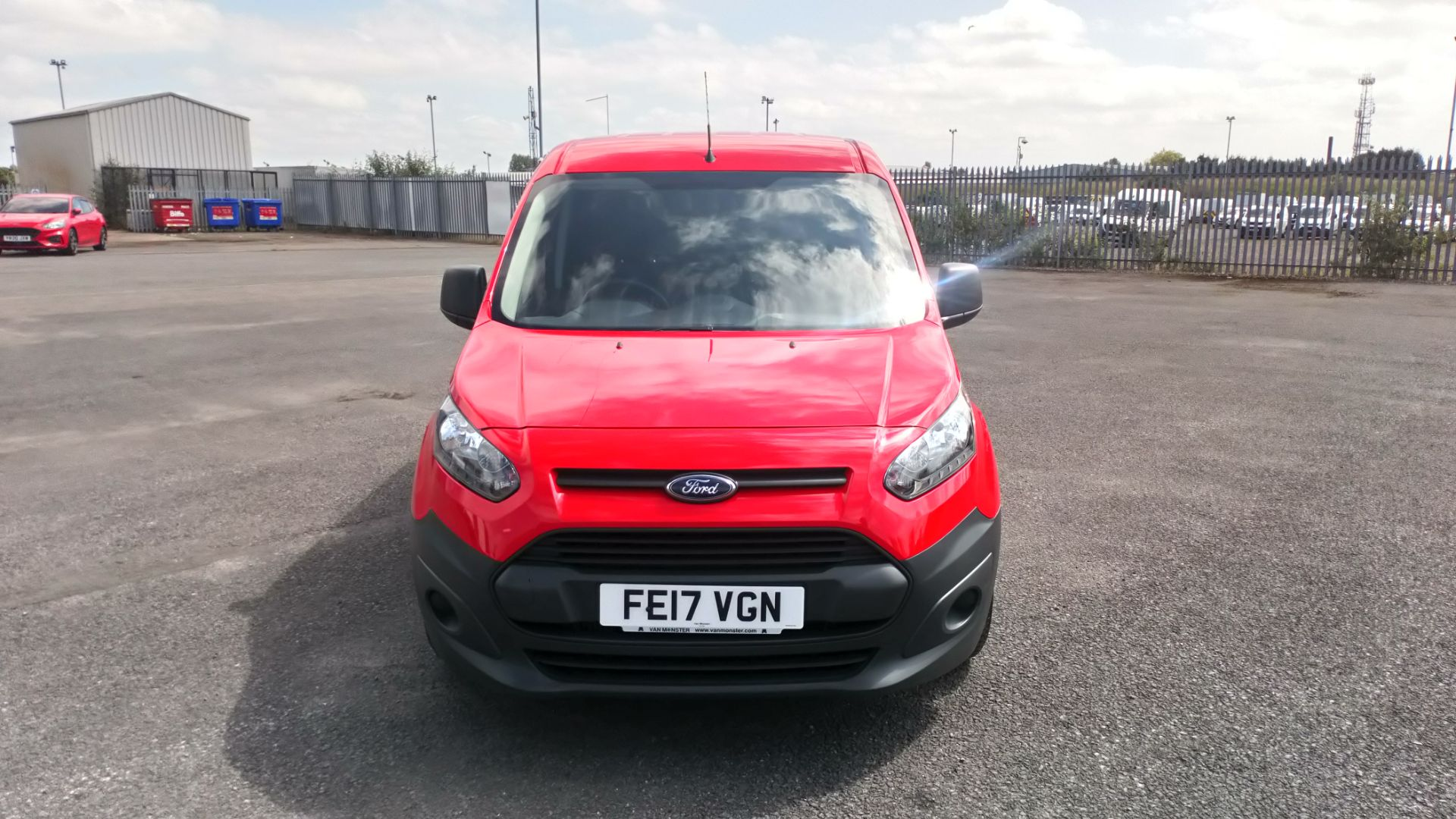 2017 Ford Transit Connect 1.5 Tdci 75Ps Van (FE17VGN) Image 2