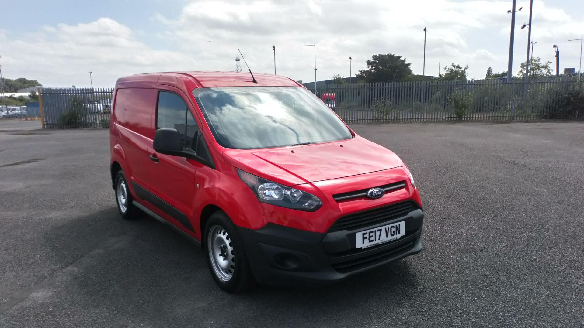 2017 Ford Transit Connect 1.5 Tdci 75Ps Van (FE17VGN)