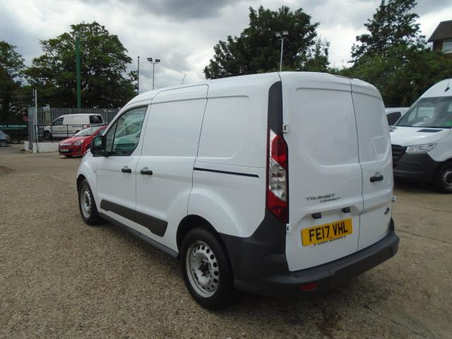 2017 Ford Transit Connect 1.5 Tdci 75Ps Van *EURO 6* (FE17VHL) Image 7