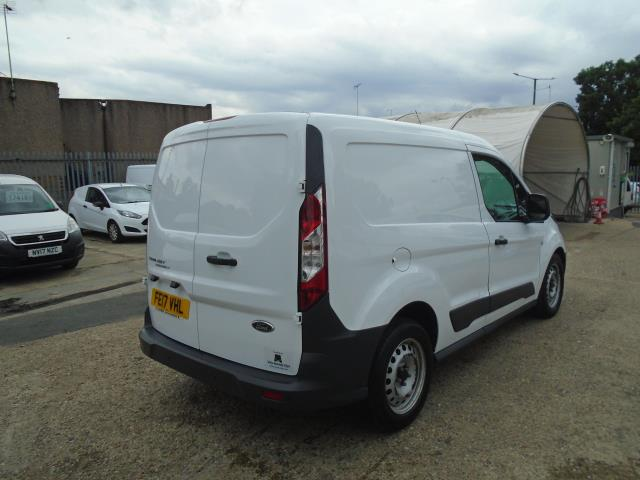 2017 Ford Transit Connect 1.5 Tdci 75Ps Van *EURO 6* (FE17VHL) Image 5