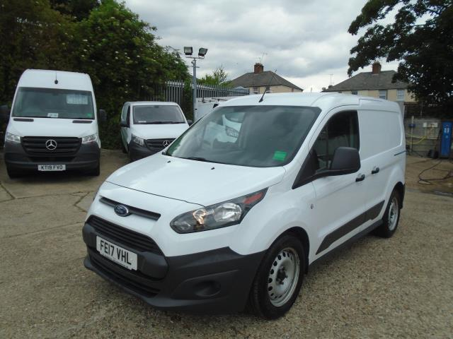 2017 Ford Transit Connect 1.5 Tdci 75Ps Van *EURO 6* (FE17VHL) Image 3