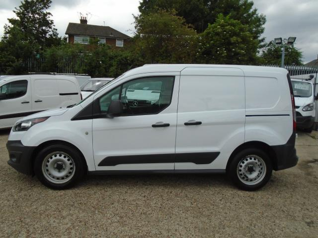 2017 Ford Transit Connect 1.5 Tdci 75Ps Van *EURO 6* (FE17VHL) Image 8