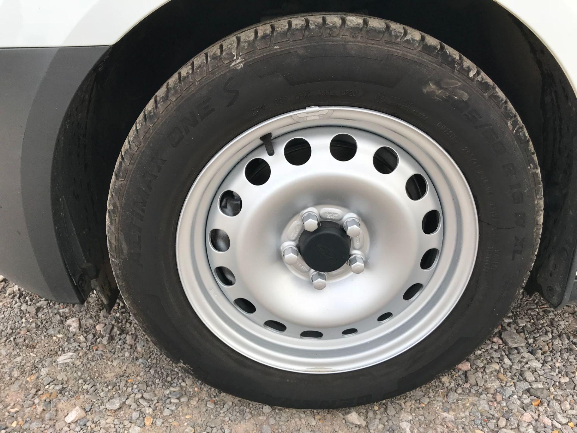 2017 Ford Transit Connect 1.5 Tdci 75Ps Van (FE17VJD) Image 21