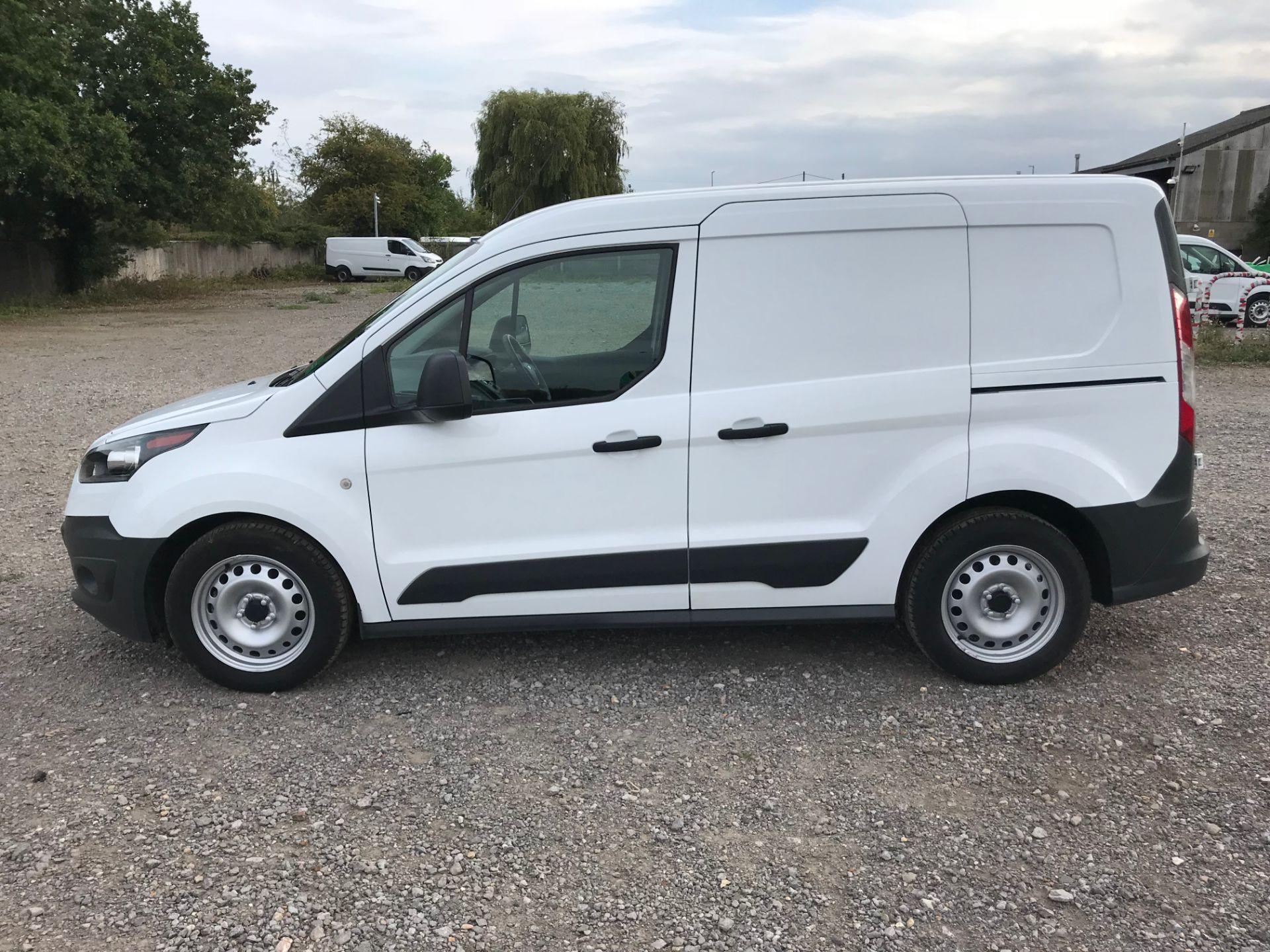 2017 Ford Transit Connect 1.5 Tdci 75Ps Van (FE17VJD) Image 7