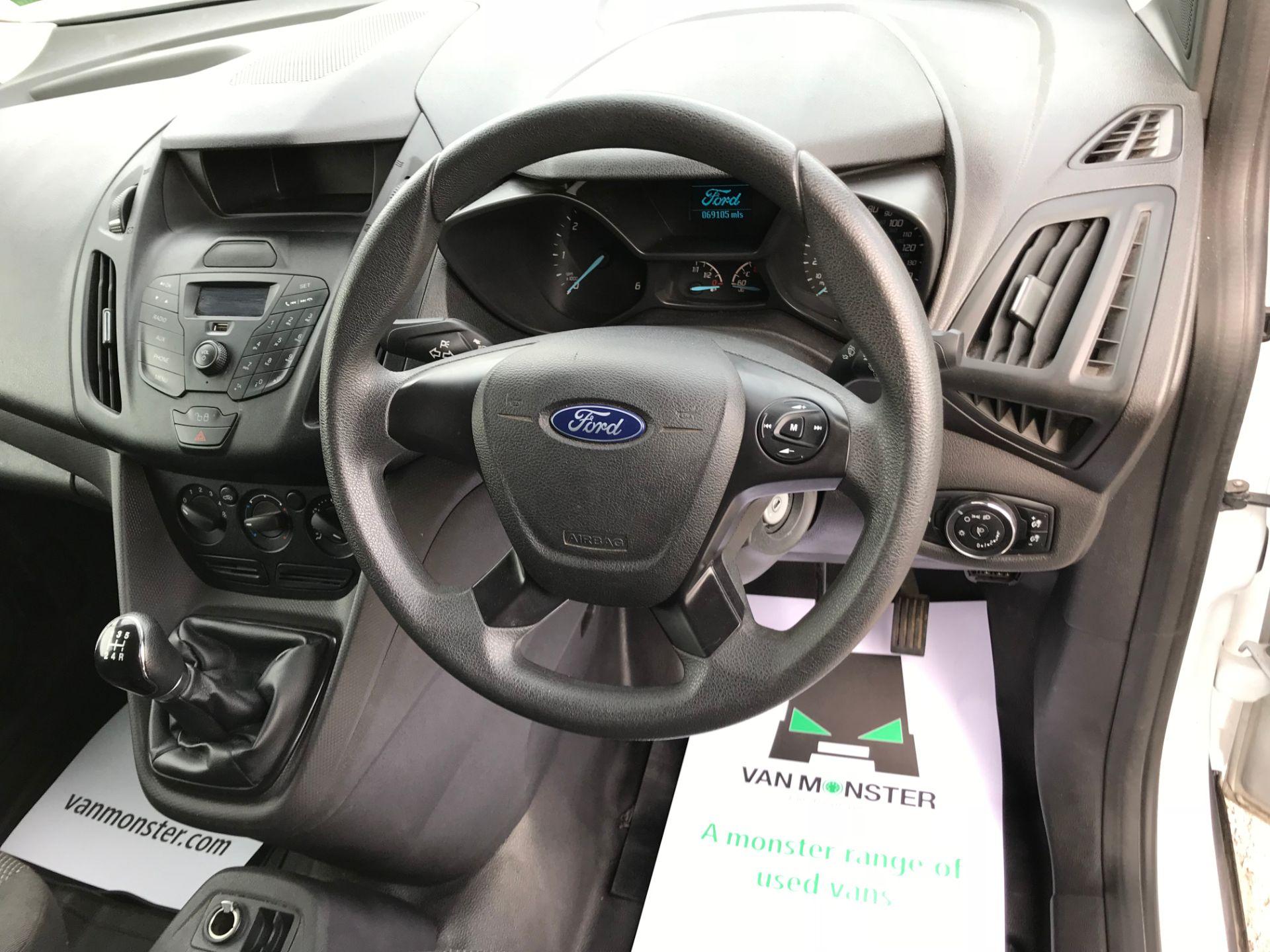 2017 Ford Transit Connect 1.5 Tdci 75Ps Van (FE17VJD) Image 26